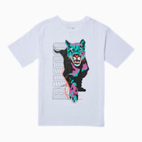 Puma Claw Pack Boys' Graphic Tee JR