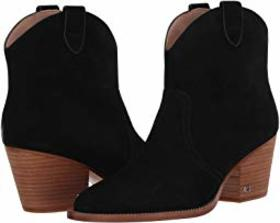COACH Paige Chain Western Bootie