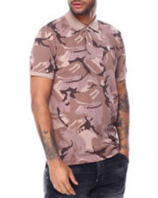 G-STAR camo ao slim ss polo