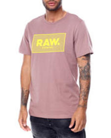 G-STAR boxed raw logo tee
