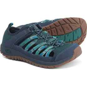 Chaco Blue OutCross 2 Water Shoes (For Boys) in Bl