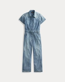 Ralph Lauren Indigo Chambray Coverall