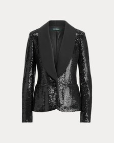 Ralph Lauren Sequined Jacket