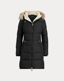 Ralph Lauren Quilted Down Coat