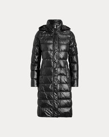 Ralph Lauren Quilted Hooded Coat