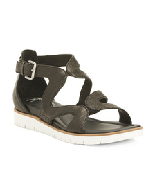 SOFFT Comfort Flat Leather Sandals