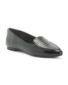 JONES NEW YORK Pointy Toe Ballet Flats