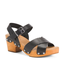 PATRICIA NASH Premium Leather Sandals