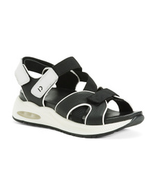 EARTH All Day Comfort Sport Leather Sandals