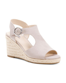LIFESTRIDE Wide Comfort Wedge Espadrilles
