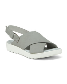 ECCO Comfort Leather Sandals