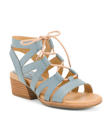 KORKEASE Comfort Strappy Leather Sandals