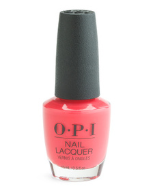 OPI She's A Bad Muffaletta Nail Lacquer