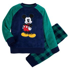 Disney Mickey Mouse PJ Set for Boys