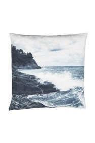 EIGHTMOOD Blue Mare Mosso Cushion