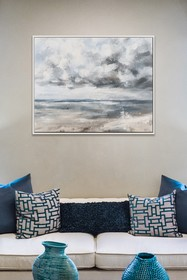 PTM Images Endless Clouds-Medium Floater Framed Ca
