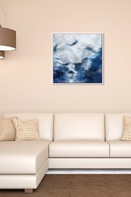 PTM Images Stormfront-Medium Floater Framed Canvas