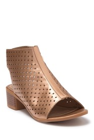 Nicole Miller Mason Perforated Sandal (Toddler