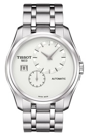 Tissot Men's Couturier Automatic Bracelet Watch