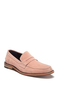 Vintage Foundry The Novak Suede Penny Loafer