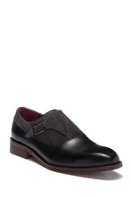 Vintage Foundry The Bosman Leather Monk Derby