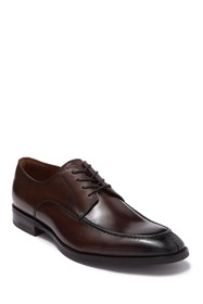 Kenneth Cole New York Leather Apron Toe Derby