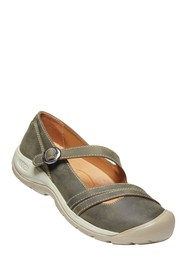 Keen Presidio II Leather Mary Jane Flat