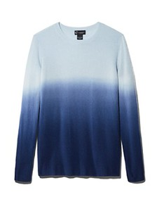 C by Bloomingdale's - Cashmere Dip-Dyed Sweater -