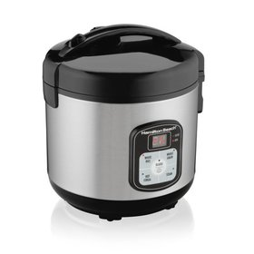 Hamilton Beach 8-Cup Rice Cooker and Steamer, Mode