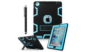 Shockproof Heavy Duty Rubber Hard Stand Case Cover