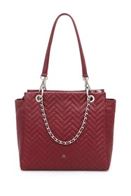 Etienne Aigner Cara Quilted Leather Tote