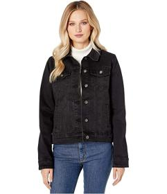 Stetson Black Stretch Denim Jacket