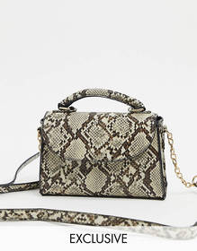 My Accessories London Exclusive cross body bag in