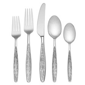 Emerick 65-PC Flatware Set, Service for 12