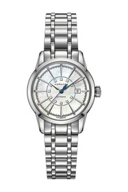 Hamilton Women's Railroad White Mother of Pearl Di