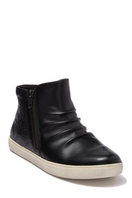 Rockport Willa Leather High Top Sneaker