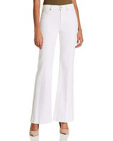 7 For All Mankind - Ginger Flared Jeans in Sunset