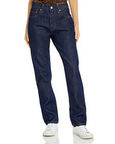 Levi's - 501 Straight Jeans in Across A Plain