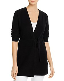 Theory - Cashmere Tie-Front Cardigan Sweater
