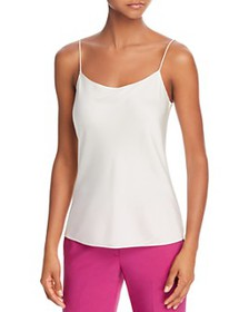Theory - Teah Silk-Stretch Camisole Top