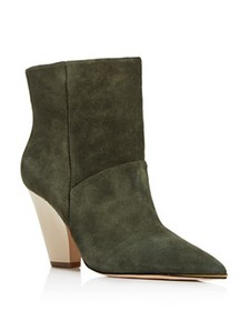 Tory Burch - Women's Lili Pointed-Toe Booties
