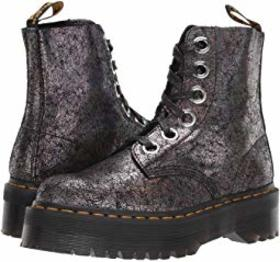Dr. Martens Molly Iridescent Crackle
