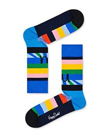 Happy Socks - Legend Crossing Beatles Socks