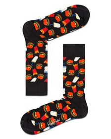 Happy Socks - Hamburger Socks