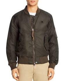 G-STAR RAW - Arris Regular Fit Unpadded Bomber Jac