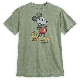 Disney Mickey Mouse Classic T-Shirt for Men – Walt