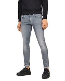 G-STAR RAW - Revend Skinny Fit Jeans in Faded Indu