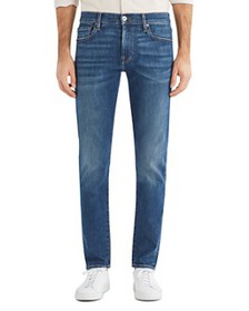 7 For All Mankind - Paxtyn Skinny Fit Jeans in Del