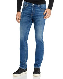 7 For All Mankind - Slim Slimmy Fit Jeans in Bleec
