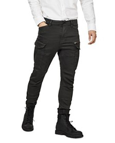 G-STAR RAW - Rovic Zip 3-D Skinny Fit Jeans in Asf
